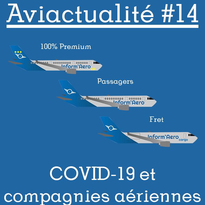 COVID-19 la nécessité de se réinventer pour les compagnies aériennes